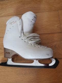 花样滑冰鞋,意大利Edea, 4星,225码