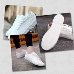 @@@网购学生白鞋质量超好,42码需要转让