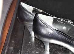全新Bata女皮鞋S$25