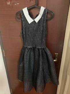 全新Maje连衣裙,吊牌都在,T3尺码,53KG-60KG都可,气质+很闪+多场合