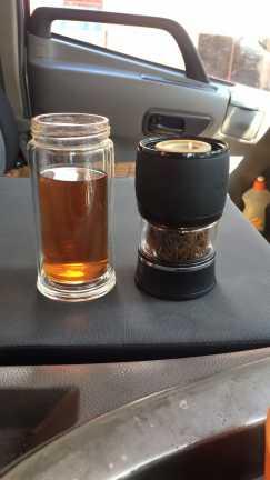 一杯茶,喝不喝