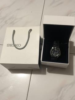 便宜出售Seiko机械自动潜水手表