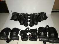 滑轮鞋 38-39size