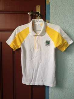 Clementi Town Secondary school PE T-Shirt, S$5