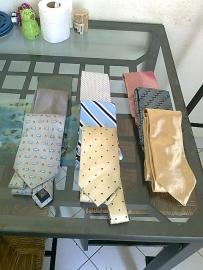 机不可失,失不再来,把握机会……高品质领带一元一条...
