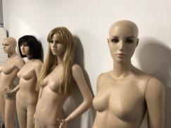 出售女装店模特儿