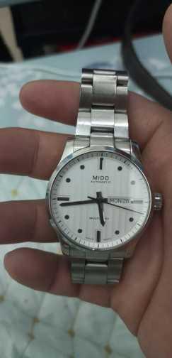急用钱,出售美度机械手表…一年多