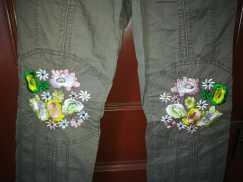 全棉女式长裤S$10