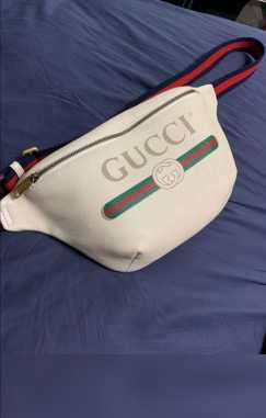 Gucci 正品腰包