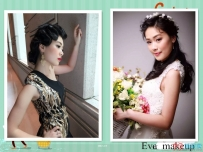 Eva 资深化妆造型师