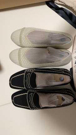 全新malove mz飞织鞋
