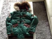 女装雨绒服49元,很厚很保暖给回国过冬的朋友,