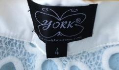4XL全新白色镂空花边短袖连衣裙S$20