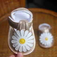 ONLY$3.9!!!全新新款宝宝鞋公主婴儿学步鞋软底0-1-2岁潮 买3送1 买5送2