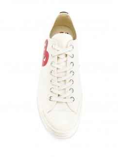 框威 Comme Des Garcons 全新正版鞋出售 乳白色 英国E.N.D购买