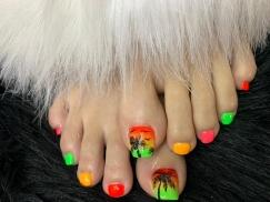 双十促销优惠 Pinkies Nail Spa @ 武吉士街 Bugis Street, # 03-124