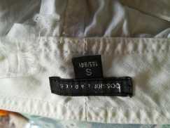 女式白色喇叭长裤 S$10