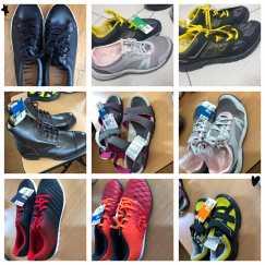 全新断码运动鞋处理,有30号、35号、36号、38号、39号、45号,