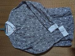 【回国甩卖】全新全棉衬衫 165/95A