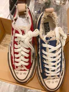 吴建豪品牌 第一双软木硫化鞋 Xvessel