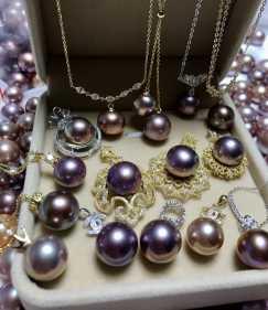 爱迪生活体珍珠饰品首批已经登陆新加坡