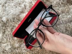 眼镜 隐形眼镜 左450 右475度数