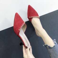 全新气质女鞋低价转让