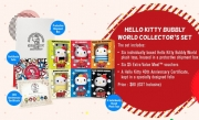 出售麦当劳最新hello kitty bubbly world 公仔