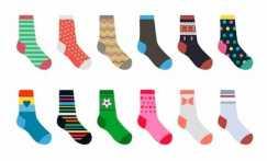 批发价,销售各类全新袜子,质量保证,数量有限