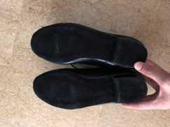 全新42码男士拉丁舞鞋