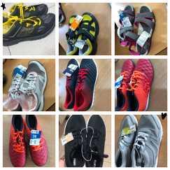 全新运动鞋子