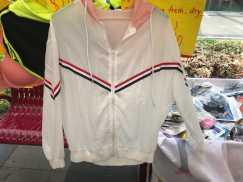 防晒衣—-sun & wind blocked jacket