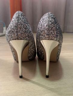 9.5cm 性感女高跟鞋 (全新)