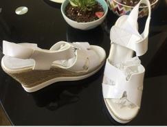 全新小ck珍珠鞋,厚底休闲鞋,SIZE只有35,36、37、38