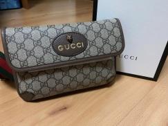 【已出售】全新Gucci虎头腰包/腰包,时尚感满满
