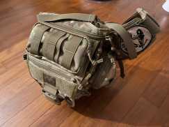 马盖先 战术 背包 单肩包