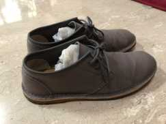 Clarks 帆布鞋-39码