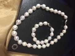 水晶,珍珠