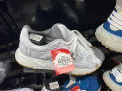 百分百正品Adidas和puma潮鞋(大折扣)最后两双