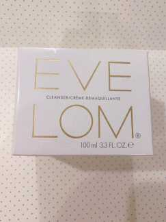 转让 全新EVE LOM cleanser 100ml