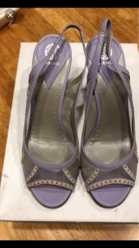 9成新 範思哲 高跟鞋 $200