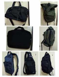 男士提包,斜挎包,电脑包,双肩包,$10元一个