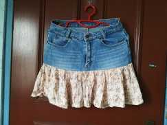 女式牛仔裙S$2