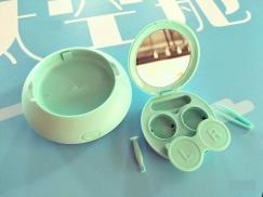 给你们介绍一款清洗隐形眼镜的神器