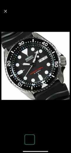 便宜出售Seiko潜水手表